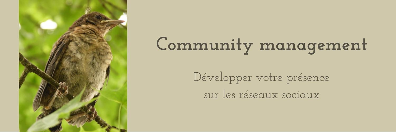 Community management par une histoire de plumes
