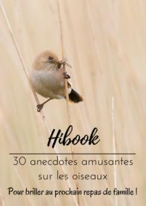 """Téléchargez gratuitement votre hibook """"30 anecdotes amusantes sur les oiseaux"""""""