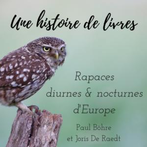 Découvrez le livre rapaces diurnes et nocturnes d'europe