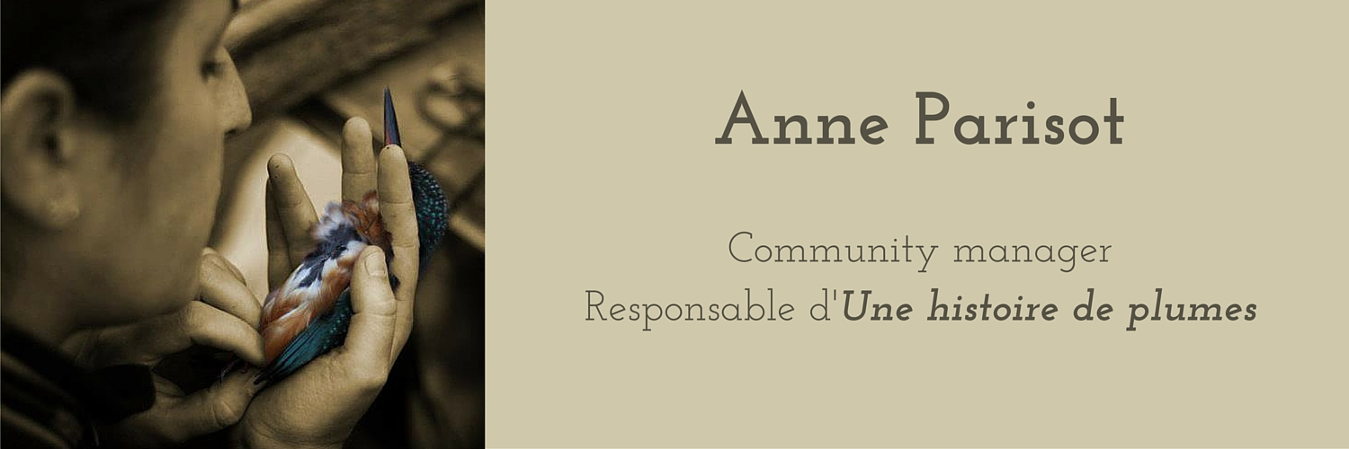 En coulisses: Anne Parisot