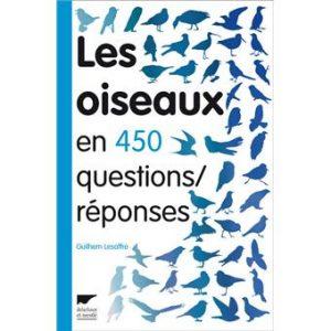 Les oiseaux en 45 questions/réponses, une idée cadeau de livre à offrir pour Noël