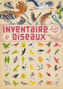 L'inventaire des oiseaux, un livre à découvrir dans le bird-blog d'une histoire de plumes
