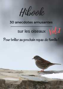 """Téléchargez gratuitement votre hibook d'une histoire de plumes """"30 anecdotes amusantes sur les oiseaux"""""""