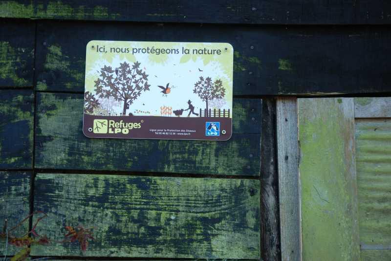 le refuge LPO, une des idées cadeaux du bird-blog d'une histoire de plumes
