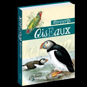 etonnants-oiseaux, livre à petit prix présenté dans le dernier article du bird blog d'une histoire de plumes